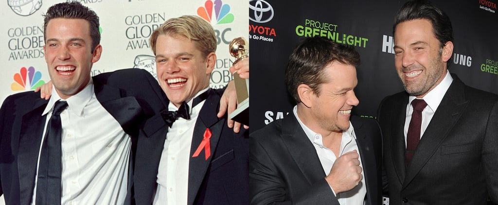 18 Ben and Matt Pictures That Perfectly Capture Their Friendship Through the Years