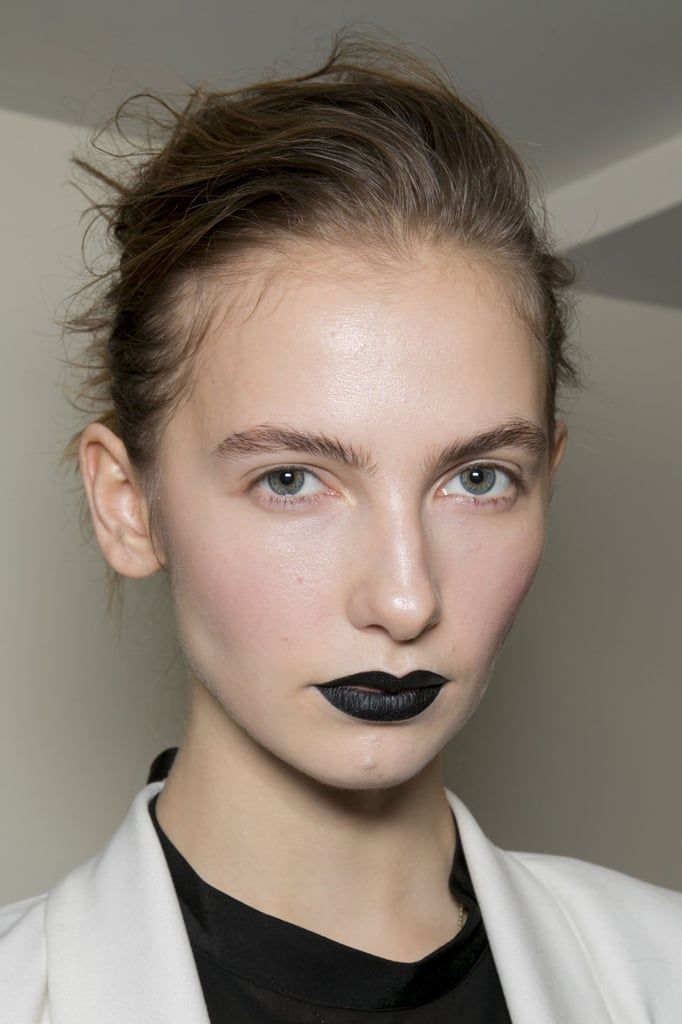 The Makeup at Moschino Cheap & Chic, London