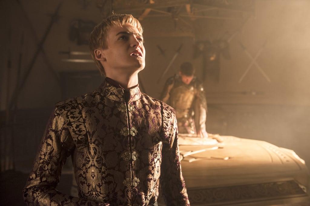 Joffrey has gotten a bit older.