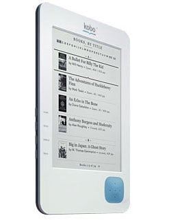 Borders Launches Kobo eReader