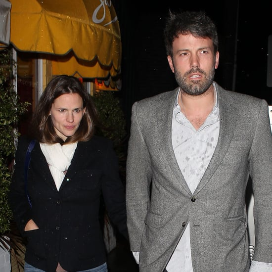 Ben Affleck and Jennifer Garner Date Night | Pictures