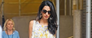 Amal Clooney Is Our Weekend Style Role Model