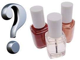 Nail Care and Nail Polish History Quiz.