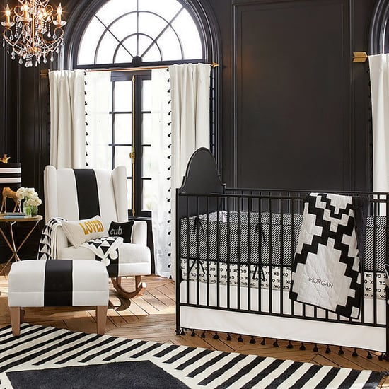 Pretty Nursery Decorating Ideas