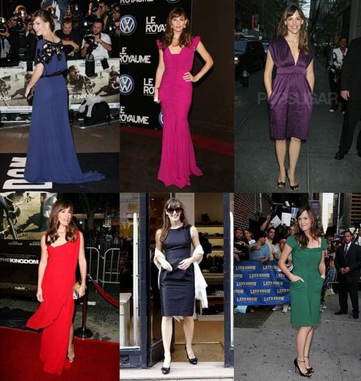 Which Jennifer Garner The Kingdom Look is Most Fab?