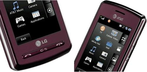 Daily Tech: AT&T to Get the LG Vu in a New Wine Color