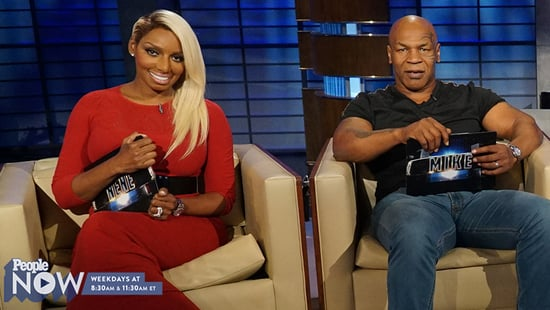 You'll Never Guess Which Physical Attribute NeNe Leakes Had to Assure Mike Tyson Was 'Real'