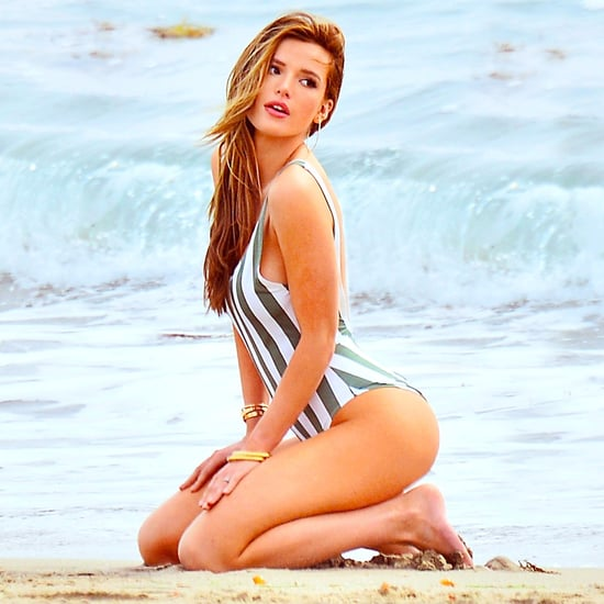 Bella Thorne Beach Photo Shoot Pictures March 2016