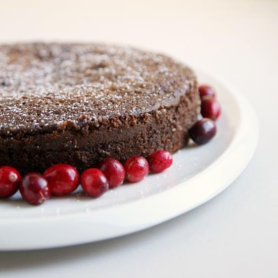 Cranberry Gingerbread Cake Recipe