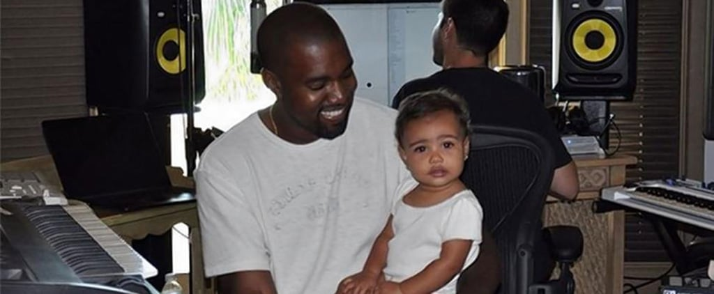 20 Times Kanye West Looked Deliriously Happy