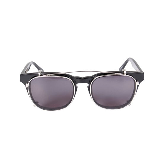A killer pair of shades is the best way to make a statement in festival-going crowd.  Sunglasses, $179.95, Sabre at General Pants