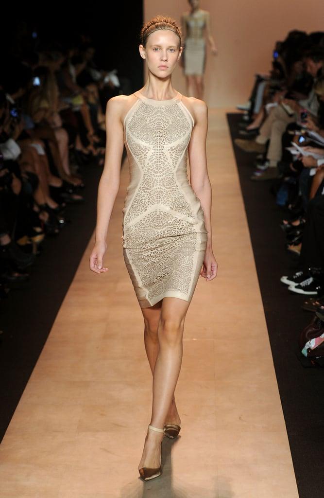 2011 Spring New York Fashion Week: Herve Leger