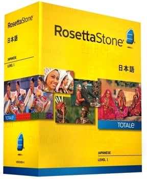 Rosetta Stone Learn Japanese Review