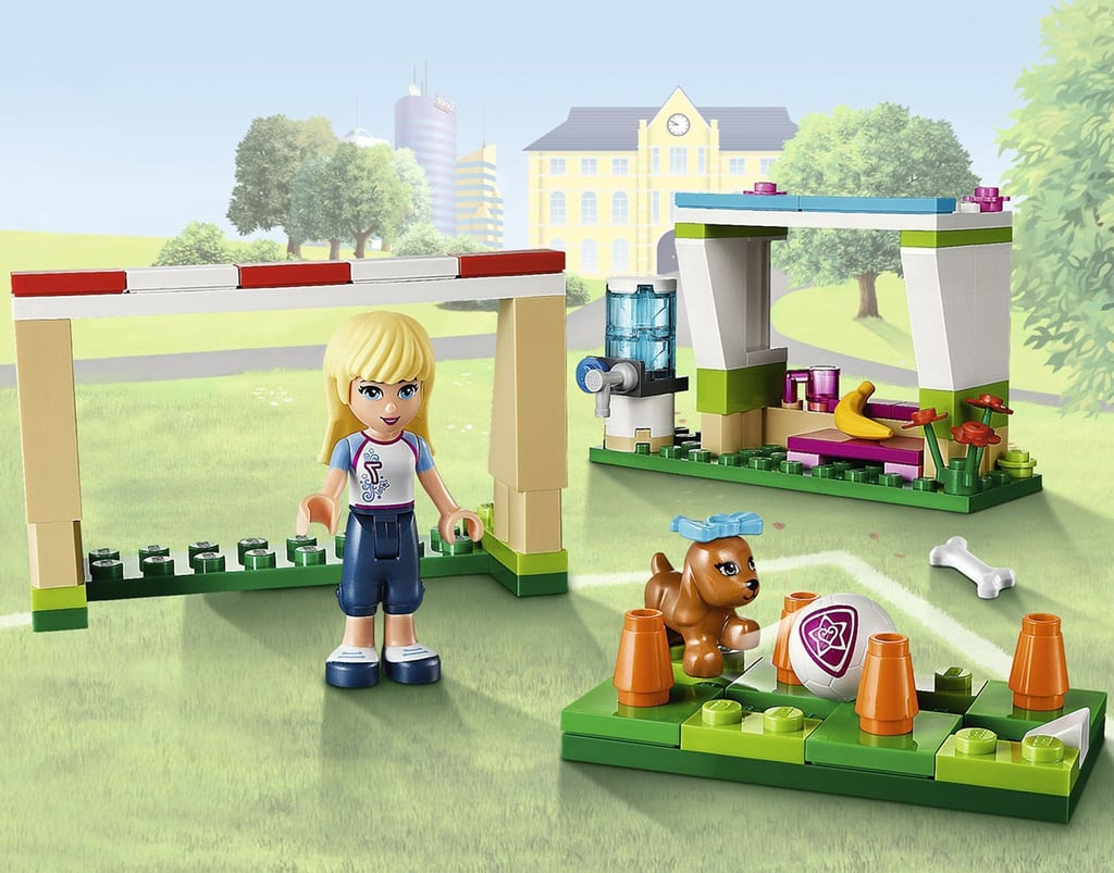 For 5-Year-Olds: Lego Friends Stephanie's Soccer Practice