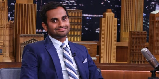Aziz Ansari Says Khan Family 'Is The Drake To Donald Trump's Meek Mill'