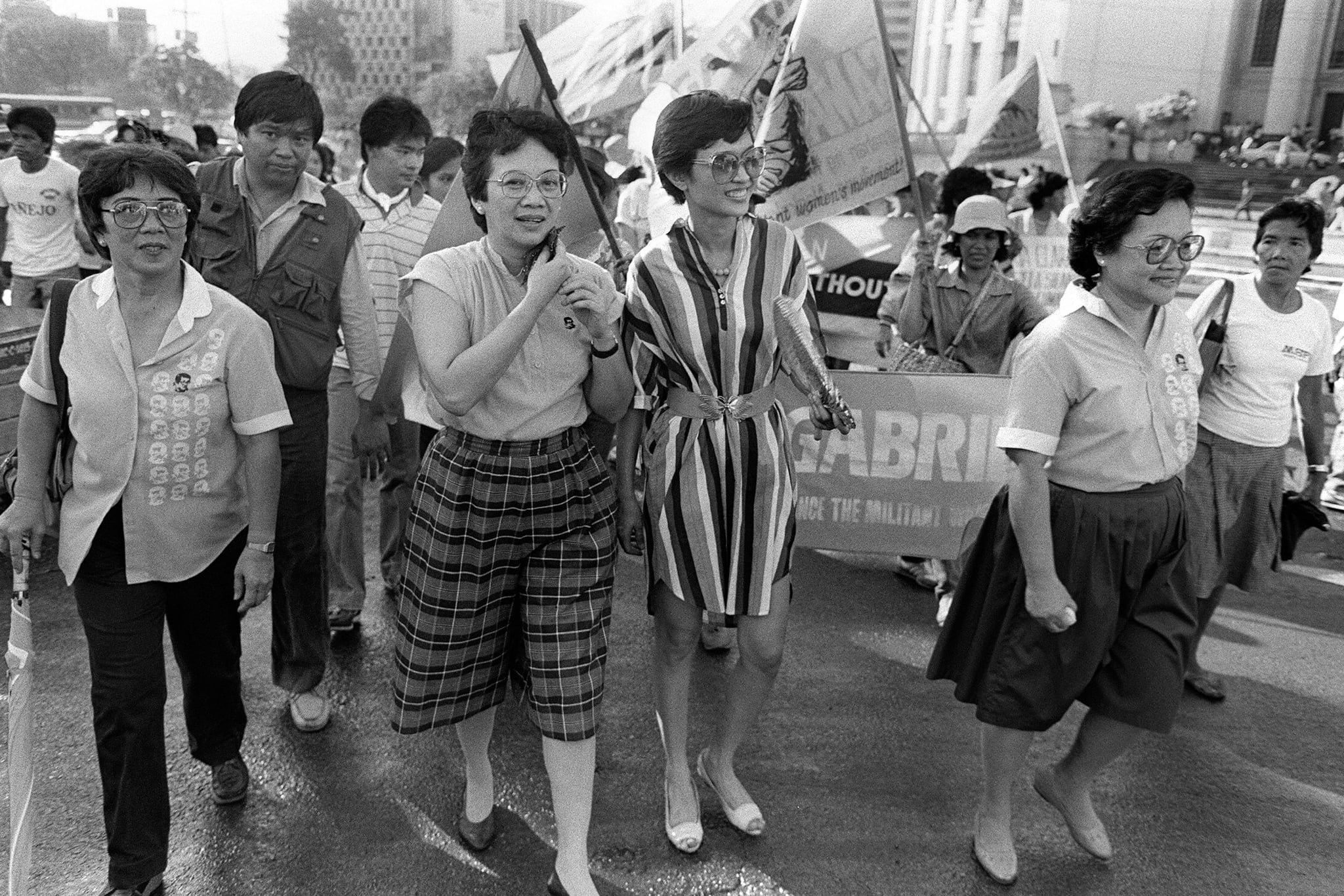 International Women's Day in Philippines, 1985