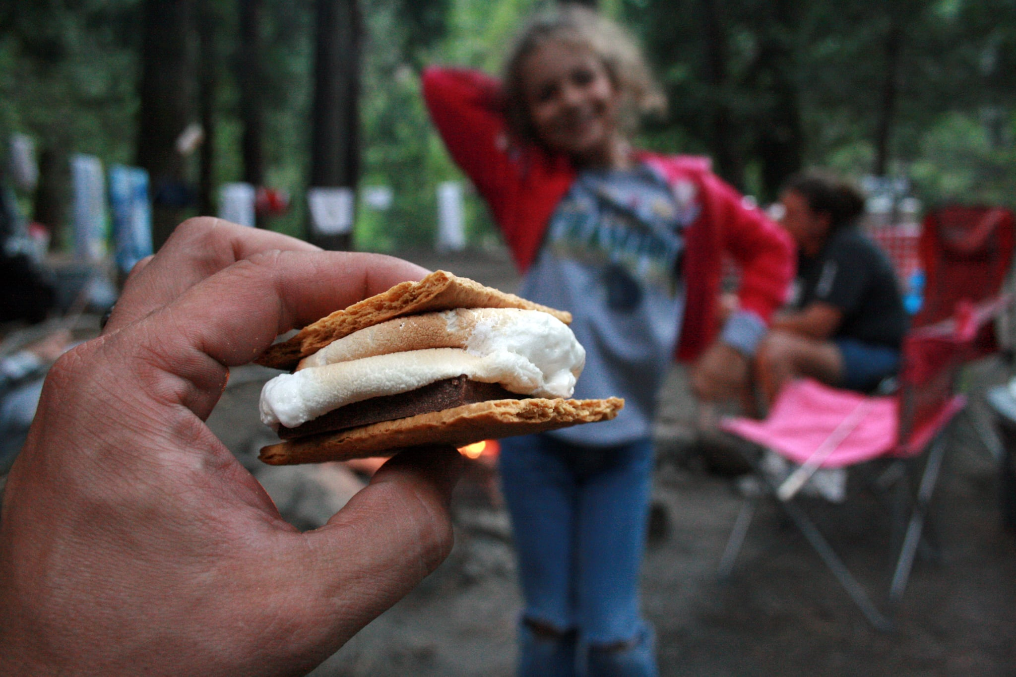 Eat Your First S'more of the Year