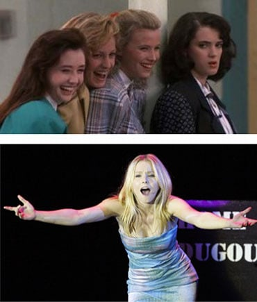Kristen Bell May Star in the Heathers Stage Musical. Wait, What?