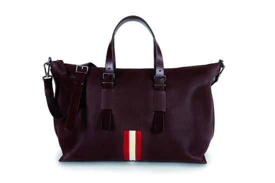 Bally Stripe Capsule Collection