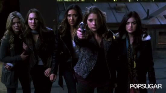 The Girls Have a Major Confrontation