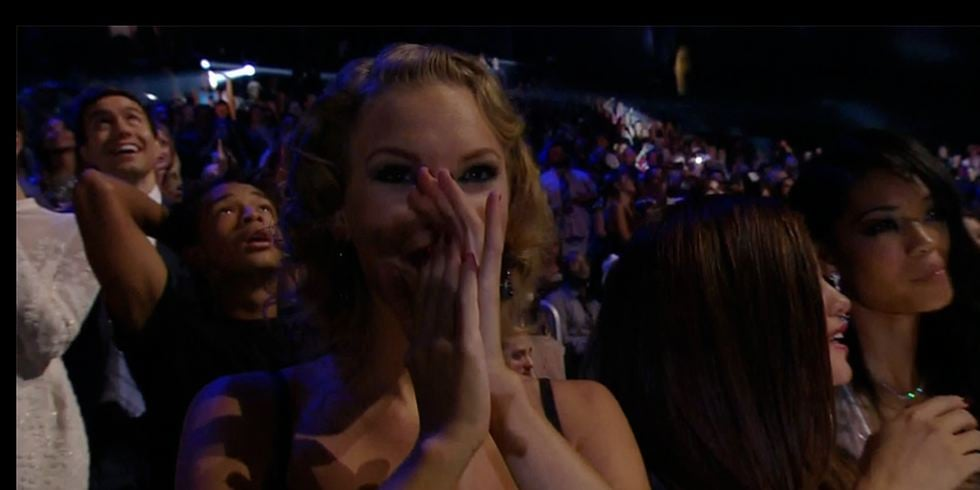 Video: The Best Celebrity Audience Reactions at the VMAs!