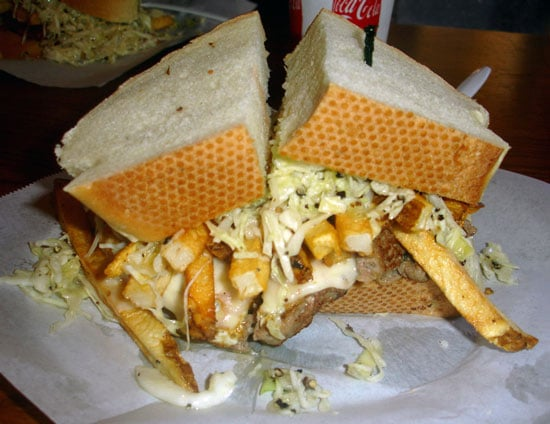 'Wich of the Week: Pittsburgh's All-in-One Sandwiches