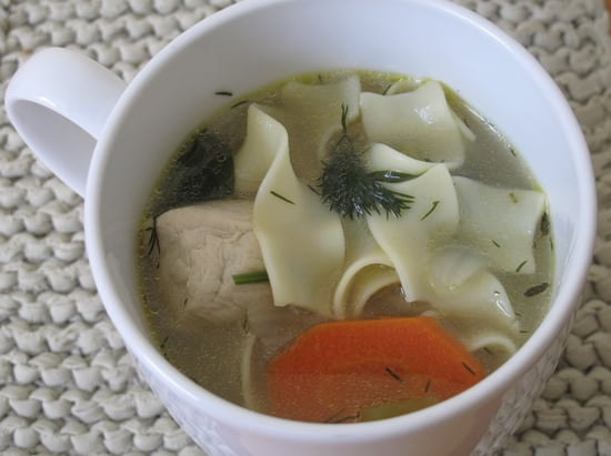 Poll: Do You Ever Enjoy Soup in Mugs?