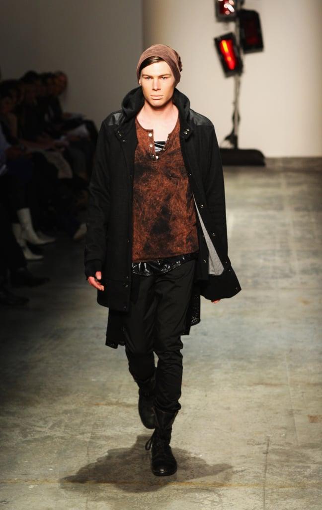Air New Zealand Fashion Week 2008: Nyne