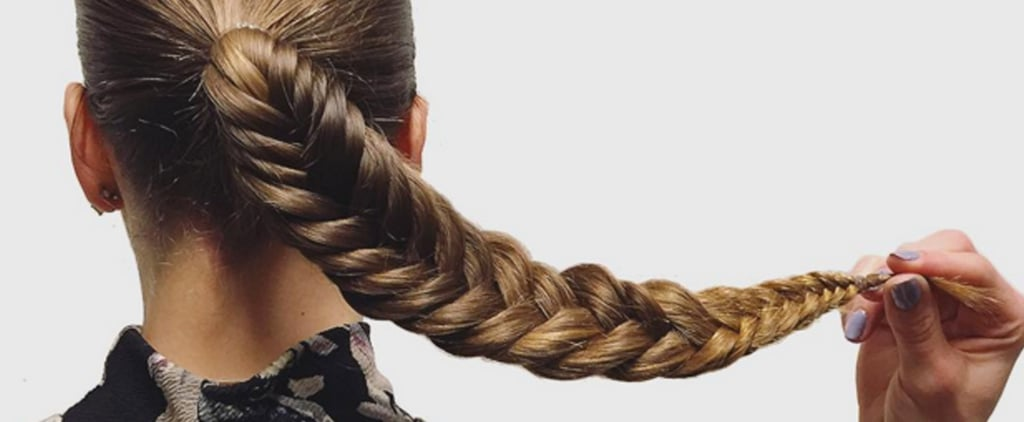 25 Chic Fishtail Ponytails That Will Cause Braid Envy