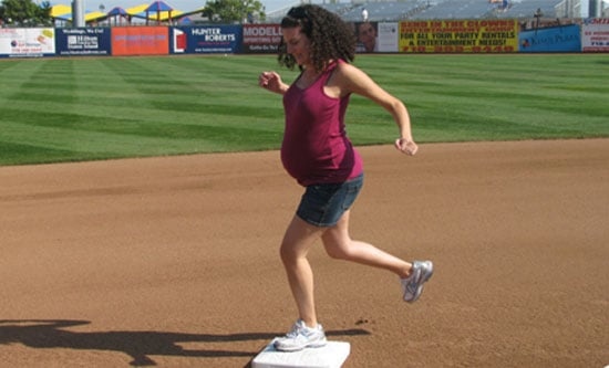 Brooklyn Cyclones Bellies and Baseball Pregnancy Salute
