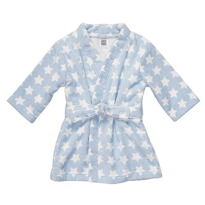 Carters Star Robe ($11, on sale from $20)