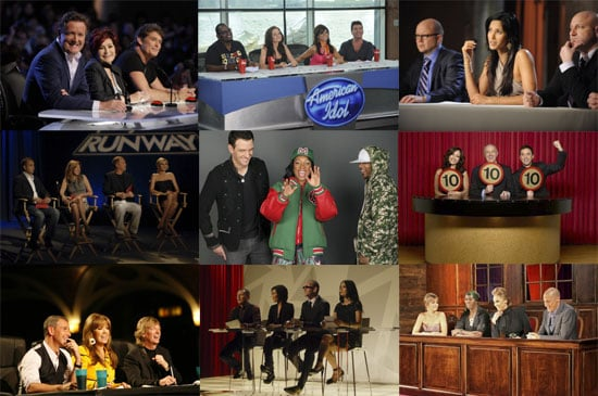 Which Reality TV Judging Panel Is Your Favorite?
