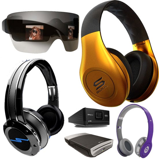 Celebrity Gadgets From CES 2011
