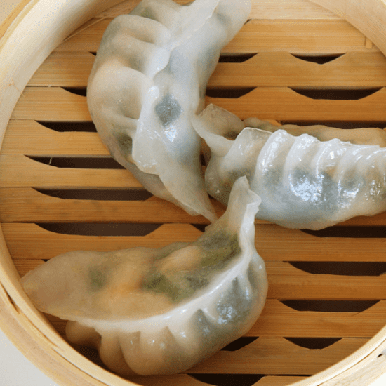Healthy Chinese New Year Foods