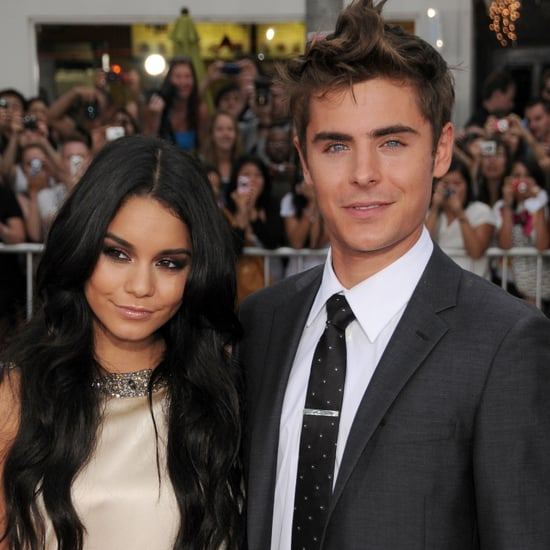 """Vanessa Hudgens Admits She Gave """"Death Stares"""" to Zac Efron's Fans"""