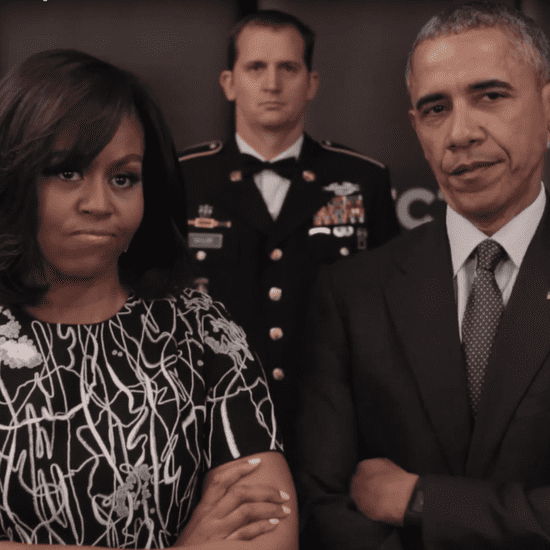 Barack and Michelle Obama Invictus Games Video April 2016