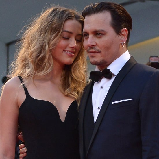 A Look Back at Johnny Depp and Amber Heard's Sweetest Moments