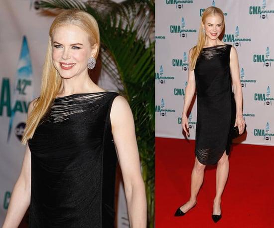 2008 Country Music Association Awards: Nicole Kidman