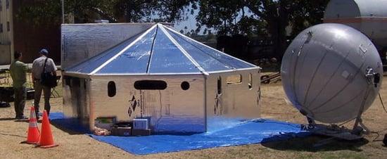 Casa Verde: Hexayurt for Temporary Shelter