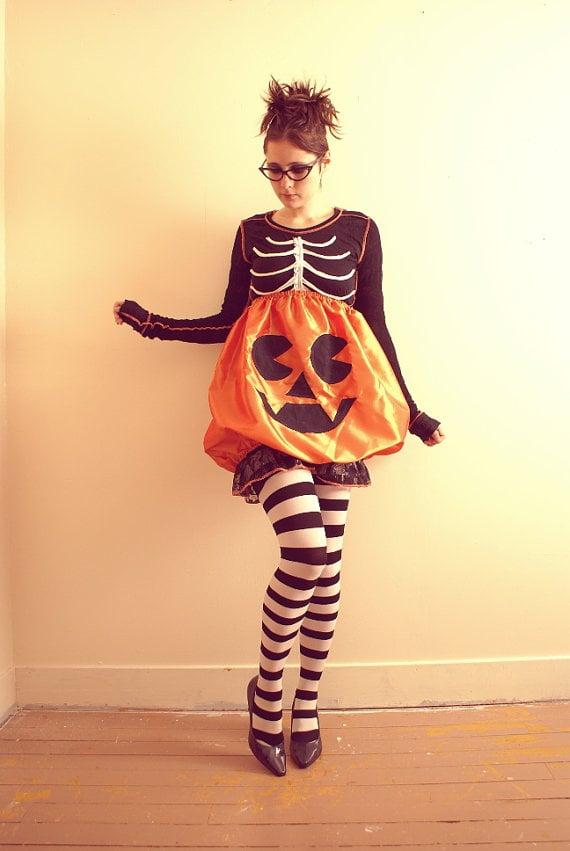 Multipurpose Pumpkin Skirt