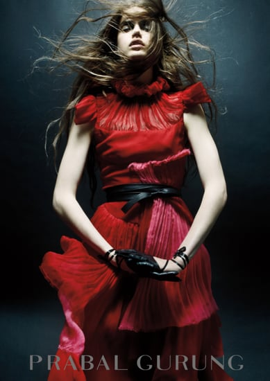 Prabal Gurung's Fall 2011 Campaign Photos