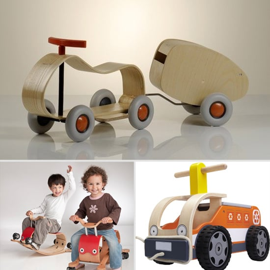 5 Cool Rides For Modern Tots