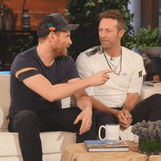 Coldplay Interview on The Ellen DeGeneres Show December 2015