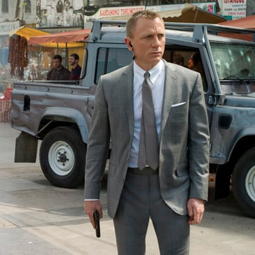 Skyfall Returns to First Place at the Box Office
