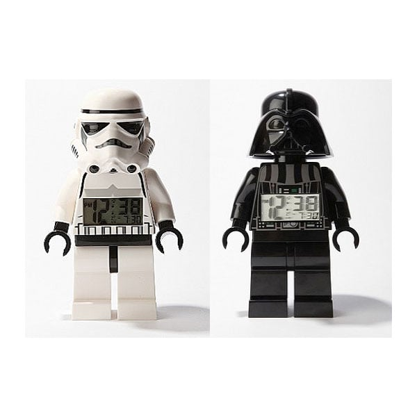 Star Wars LEGO Alarm Clock ($45)