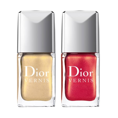 Dior Christmas Collection Vernis Colours, $39 each