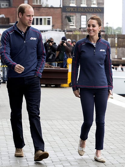 William and Kate Set Sail! Royal Couple to Attend America's Cup World Series