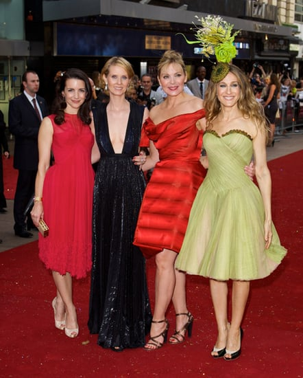 Sex and the City Movie World Premiere: Best Dressed