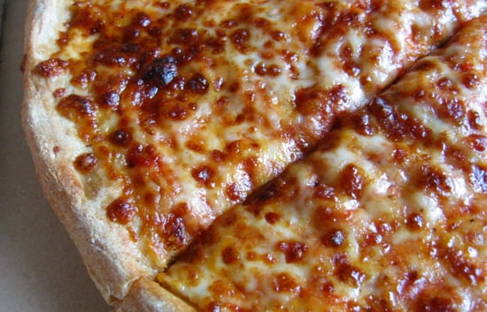 Pizza Hut's The Natural Pizza