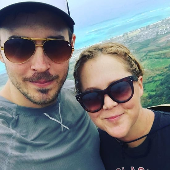 Never in my life!' Amy Schumer DENIES meeting new beau on dating app ...